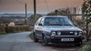 My VW Golf Mk 2 (Raven Photography by Jenna Goodwin) Tags: car vw golf volkswagen photography low automotive 55mm german m42 driver mk2 17 16 lowered slammed chinon mark2