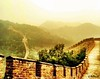 Great Wall (@proh) Tags: china travel bridge art landscape asia sony beijing processing greatwallofchina travelphotography dscw50 quantumentanglement bestcapturesaoi elitegalleryaoi fxphotostudio chromophilecrew flickrclickx