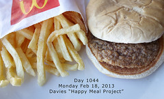 Day 1044 Sally Davies all rights reserved (sally davies photo) Tags: davieshappymealproject day1044happymeal