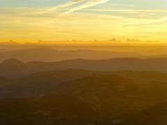 Mountains and valleys in the mist (Goldfishrok) Tags: montventoux