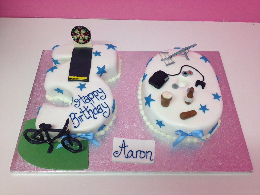 Birthday Cakes Cannock