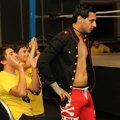 New Outbreak Wrestling: The Return of Adam Pearce (Dr Stephen Dann) Tags: wrestling canberra now newoutbreakwrestling