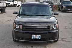 "2012 Ford Flex Rear Suicide Doors • <a style=""font-size:0.8em;"" href=""http://www.flickr.com/photos/85572005@N00/8498591352/"" target=""_blank"">View on Flickr</a>"