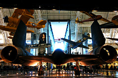 Airplane Heaven (National Air and Space Museum) (FlipMode79) Tags: sony dcist alpha lockheed blackbird sr71 nex stevenfudvarhazycenter hcs nationalairspacemuseum flipmode79 nex5n