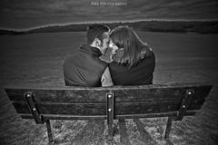 Winter Engagment (Stephen Pike) Tags: park winter wedding cold love outdoors engagement nikon couple wideangle romance full frame tamron 17mm 1735 strobist esession d700 nissindi622 nissindi622ii