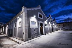 """Museo """"Las cigarreras"""" (Alberto Vilaplana) Tags: atardecer arquitectura alicante museo cultura fábrica exposiciones tabacos afibi"""