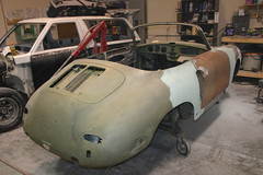 """1964 Porsche Cabriloet • <a style=""""font-size:0.8em;"""" href=""""http://www.flickr.com/photos/85572005@N00/8519670664/"""" target=""""_blank"""">View on Flickr</a>"""
