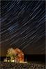 Star Trails Over Salisbury Plain (Chris Beard - Images) Tags: uk england dark stars landscape nighttime wiltshire startrails salisburypalin