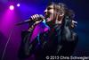 Nico Vega @ The Fillmore, Detroit, MI - 03-01-13