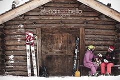 Life Style in San Martino di Castrozza (Elena Martinello) Tags: wood winter ladies italy snow ski boots hut k2 telemark dolomiti legno baita sanmartinodicastrozza ragazze gettyimagesitalyq1 gettyimagesitalyq2 gettyimagesitalyq3 elenamartinello crispisport