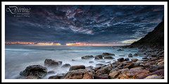 Sunrise at Newport Beach, NSW, Australia (Jasonpang88) Tags: sea seascape sunrise landscape newportbeach lee09gnd rockshelf nikond800 jasonpang seascliff nikon1635mm