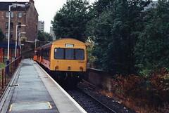 paisley canal 101689 (brianhancock50) Tags: train railway britishrail dmu
