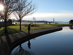 Aubrey Park Boating Pond 1 (TACT_Yesterd@ys) Tags: park heritage history seaside esplanade boating yesterdays tact ayrshire largs boatingpond northayrshire northayrshirecouncil yesterdys aubreypark theayrshirecommunitytrust