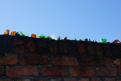 Favourite anti-burglary system. (topfife) Tags: city architecture liverpool mersey merseyside