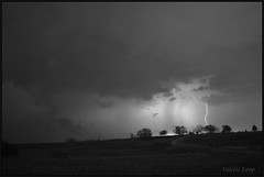 last night of winter 2013 (TexasValerie) Tags: sky storm weather march texas lightning