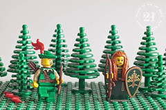 love in the forest glade (Sharon Linne Faulk) Tags: usa macro toys lego florida wesleychapel topazadjust capture365