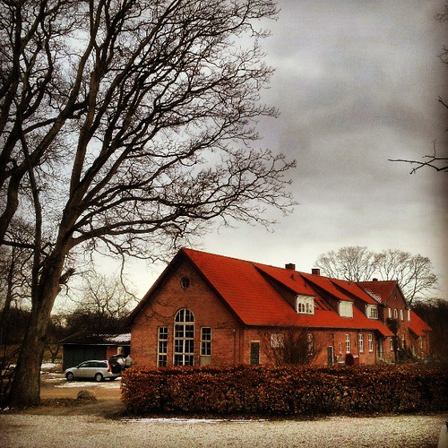 Loving the #architecture and the weather in #Denmark! Cold but awesome :)