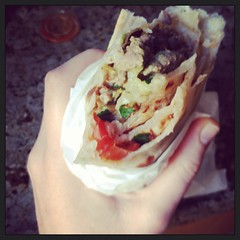 Burrito of Greatness (creativity_unmastered) Tags: carnitas burrito hand yummy delicious ready eaten eating great instagram losangeles cityofangels sincity movieindustry adventure fun wild creative colorful view dailyvision losangelesartist working daily sightings hangout enjoyment lifetime special edgy color light focus timing perfect interesting artsy creativity goodshot outdoor sunlight darkness naturallight camera iphone daytime dusky simple moment rich wonder cool unique open lighting life
