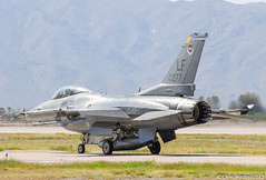 F-16C Fighting Falcon 62nd FS 84-1277 (Pasley Aviation Photography) Tags: arizona plane acc fighter force glendale aircraft air country luke f16 falcon fighting base spikes fs 62nd afb aetc azap f16c 841277