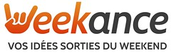 logo weekance (weekance) Tags: logo weekend internet guide sortie agenda idee tourisme manifestations vnement voayge