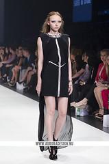 LMFF 2013 - R5 Harper's Bazaar - Sass & Bide (Naomi Rahim (thanks for 5 million visits)) Tags: black fashion dress australia melbourne docklands runway aw lbd fashionweek highlow harpersbazaar 2013 lmff sassbide hilow lorealmelbournefashionfestival runway5 naomirahim