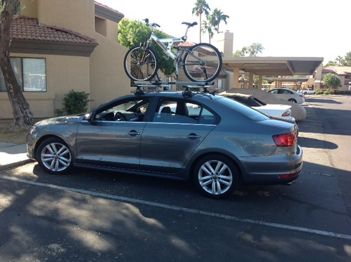 Me, my GLI and my Bike