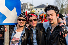 Carnaval tudiant de Caen 2013 (Gaetan Zarforoushan) Tags: party france photo student pentax universit sigma carnaval fte char concours 1020 calvados caen musique dfil dguisement tudiant 30mm photographies vnement 2013