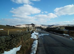 Tockholes looking wintry (wakeuplittlesuzy) Tags: snow march spring hills moor darwen wintry tockholes 2013