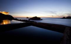 sutro dusk (eb78) Tags: sf sanfrancisco california ca longexposure sunset dusk sutrobaths bluehour