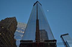 Freedom Tower (WindUpDucks) Tags: world nyc newyork tower freedom ground center trade zero