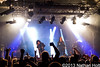 Lacuna Coil @ Club Fever, South Bend, IN - 02-22-13