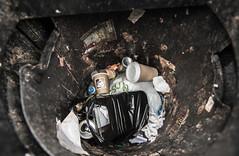 What A Load Of Rubbish (Sean Batten) Tags: city uk england urban london trash nikon unitedkingdom bin rubbish coventgarden waste d800 2470
