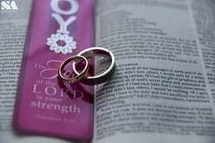 The Wedding of Ryan & Samantha (Shane_Anthony) Tags: photography shane joy rings anthony bible strength weddingday weddingrings 1corinthians13 groomsring bridesring brideandgroomrings thelovechapter
