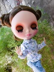 Dorothy, Blythe T42, custom