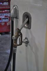 "Harley Davidson Vintage Gas Pump Style Kegerator • <a style=""font-size:0.8em;"" href=""http://www.flickr.com/photos/85572005@N00/8633635813/"" target=""_blank"">View on Flickr</a>"