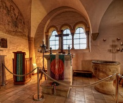 Burgaltar (Batram) Tags: world heritage germany europe kultur erbe wartburg eisenach welt