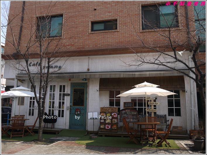 京畿道죽전카페거리寶亭洞咖啡街~ I