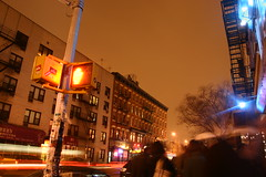Alphabet City Traffic
