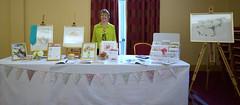 Wedding inspired Watercolours (Patsy L Smiles) Tags: wedding fair watercolour oxfordshire elementsorganizer patsysmiles bridalnetwork