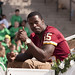 2013 Cherry Blossom Festival Parade - Grand Marshal Josh Morgan