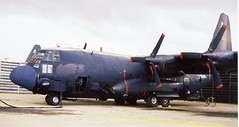 Lockheed AC-130A, 55-0029, 16th SOS, Ubon RTAFB, 1970, Don Jay via Mutza (San Diego Air & Space Museum Archives) Tags: 1970 lockheedac130a ubonrtafb 16thsos donjayviamutza 550029