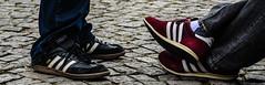 Adidas (SamHardgrove) Tags: park school winter shoes jean florida istanbul cobblestone jeans trinity kicks adidas preparatory milsten 2013