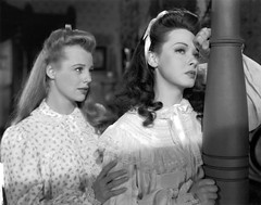 June Allyson & Kathryn Grayson adorned in period costume Nightgowns in TWO SISTERS FROM BOSTON 1946 (mondas66) Tags: vintage ruffles costume lace embroidery silk chiffon lingerie actress boudoir polyester gown elegant gowns lacy applique embroidered nylon silky dainty nightgown frilly nightgowns elegance nightdress actresses ruffle demure nightwear frills frill ruffled nightie flouncy flounce lacework frilled nighties juneallyson nightdresses flounces kathryngrayson frilling frillings befrilled