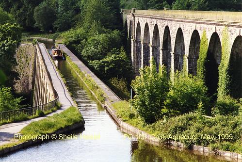 PC 556 Chirk Aqueduct