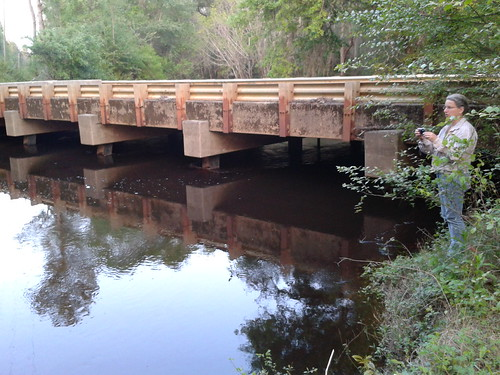 """Franklinville Road Bridge (closed) • <a style=""""font-size:0.8em;"""" href=""""http://www.flickr.com/photos/85839940@N03/8656970040/"""" target=""""_blank"""">View on Flickr</a>"""