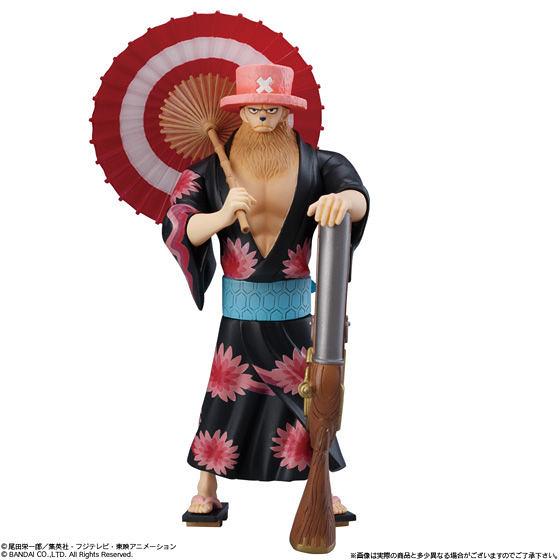 銷售突破1000萬個紀念!超海賊王STYLING 和服造型