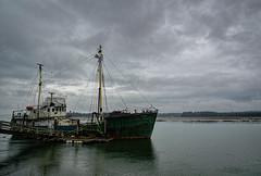 R/V Hero 2, Bay Center WA (tacoma290) Tags: history proud nikon ship vessel science research hero antarctic deteriorating palmerstation baycenter rvhero2baycenterwa rvhero
