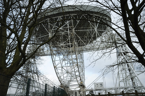 The Lovell Telescope, Jodrell Bank, Lower Withington, Cheshire 22/02/2013