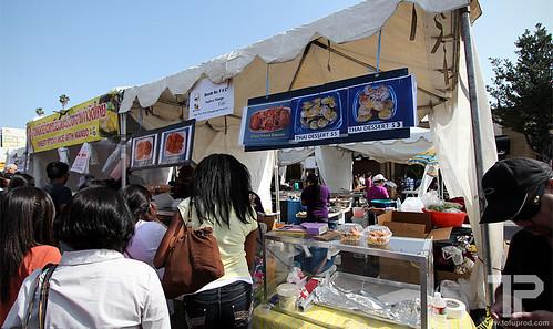 Songkran Festival 2013 in Los Angeles