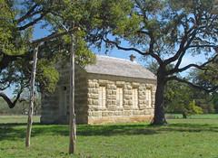 Stone Building: Sisterdale, Texas (TX) (Floyd Muad'Dib) Tags: building stone barn buildings geotagged star texas state tx barns limestone lone floyd muaddib lonestarstate sisterdale sisterdaletexas sisterdaletx floydmuaddib